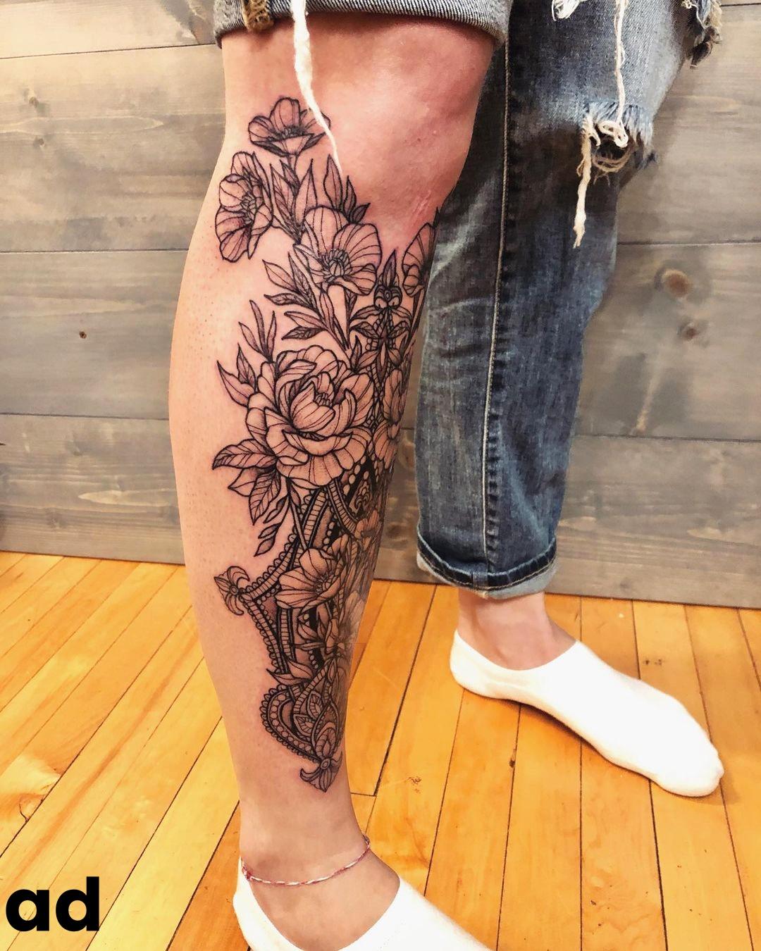 Epic Leg Tattoo Ideas for a Stylish Look