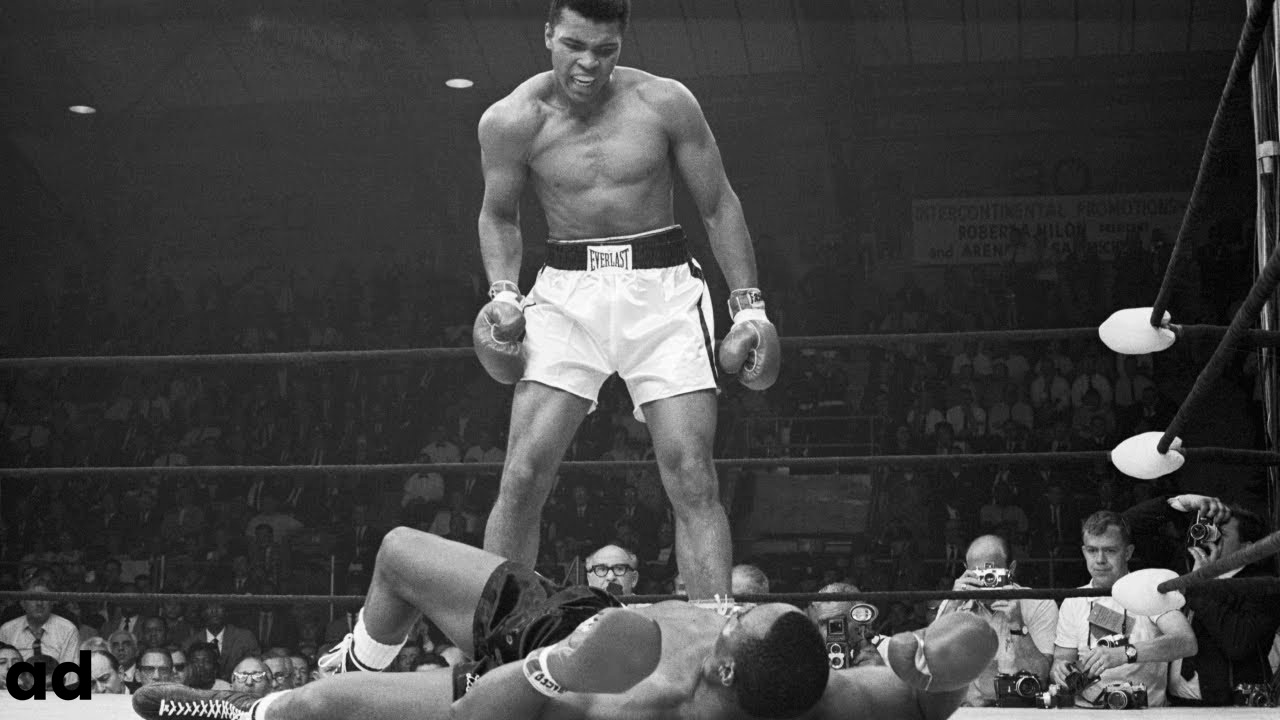 The Top 7 All-Time Best Athletes